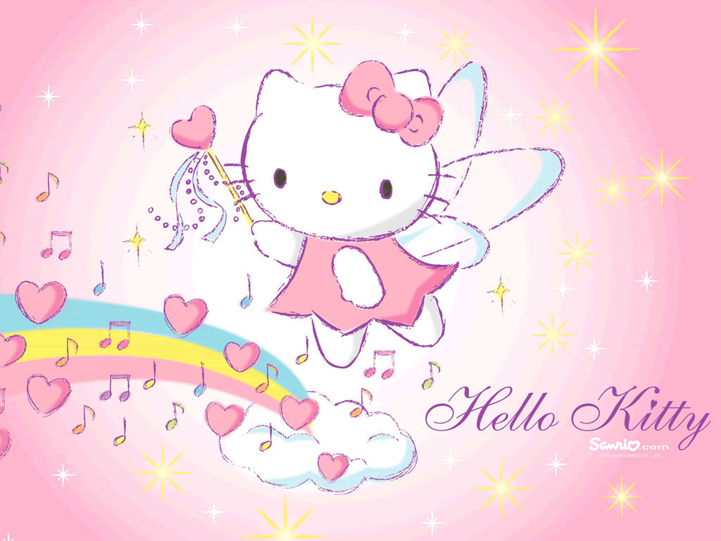 Hello Kitty Desktop